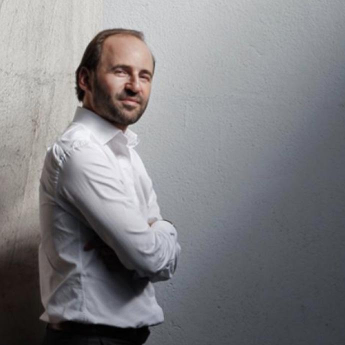 Photo Pierre Bleuse, fondateur de Musika Inkubateur